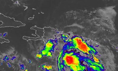 Huracán Elsa inclina su trayectoria y se aproxima al oriente cubano. (Foto: NOAA)