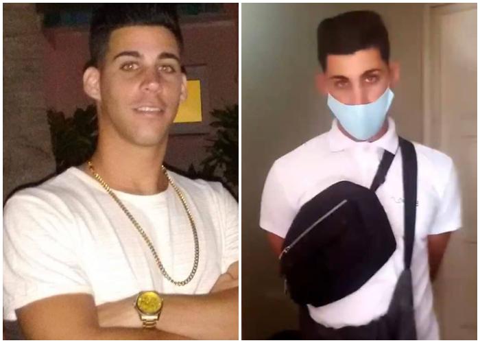 Identifican como Carlos Ulloa al represor que intentó arrebatarle el teléfono a la periodista Yanilys Sariego