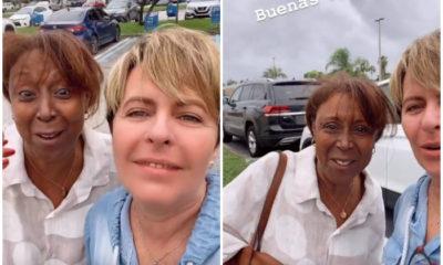 Irela Bravo está en Miami