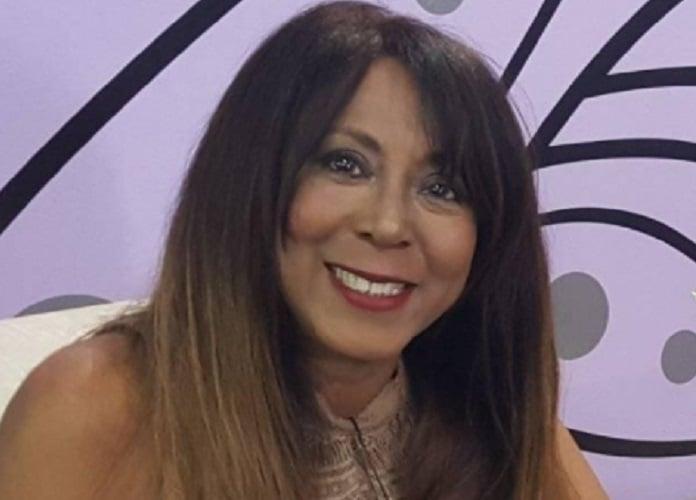 Irela Bravo llega a Miami