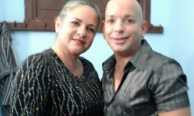 Laritza Camacho, locutora y presentadora cubana