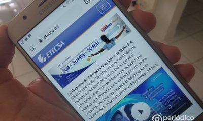 Las recargas de Etecsa no llegan y los datos móviles siguen tumbados