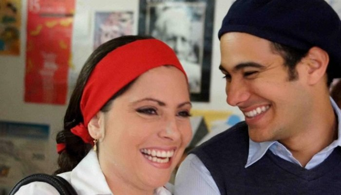 Laura Moras y Carlos Enrique Almirante