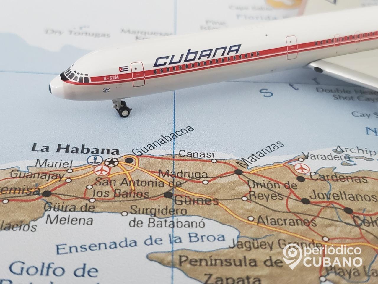 Vuelos a Cuba hoy: Cubana de Aviación informa sobre proyecciones en los vuelos a México