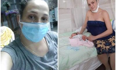 Madre cubana contagiada de COVID-19 vive un calvario en el Hospital Faustino Pérez