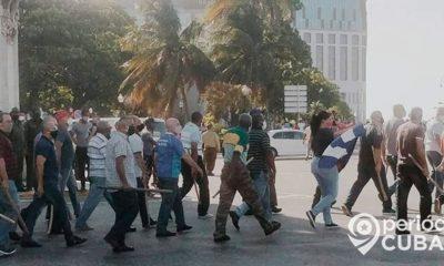 Masones cubanos envían carta a Díaz-Canel para rechazar la represión en la Isla
