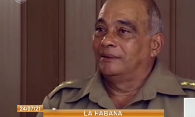 Muere el General de División de la Reserva Rubén Martínez Puente