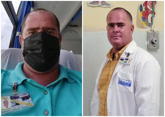Muere un joven médico guantanamero por COVID-19