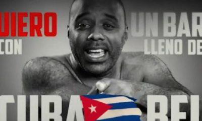 Músico Tito Pakin estrena Barracón por la libertad de Cuba