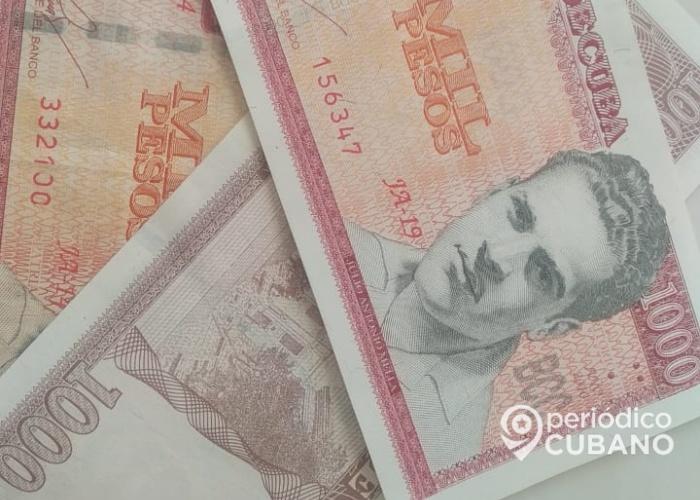 Nota oficial del Banco Central de Cuba alerta sobre billetes falsos