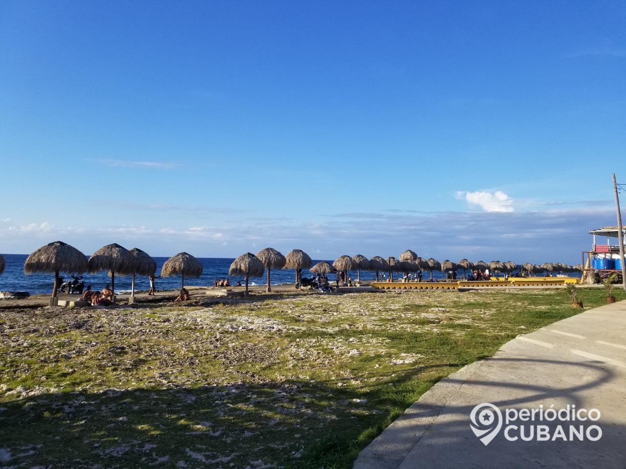 Próxima apertura de playas en La Habana no es cierta