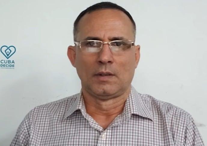 Régimen castrista quiere responsabilizar a Ferrer por las manifestaciones en Cuba