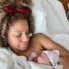 Yessy World da a luz a su tercera hija Emily