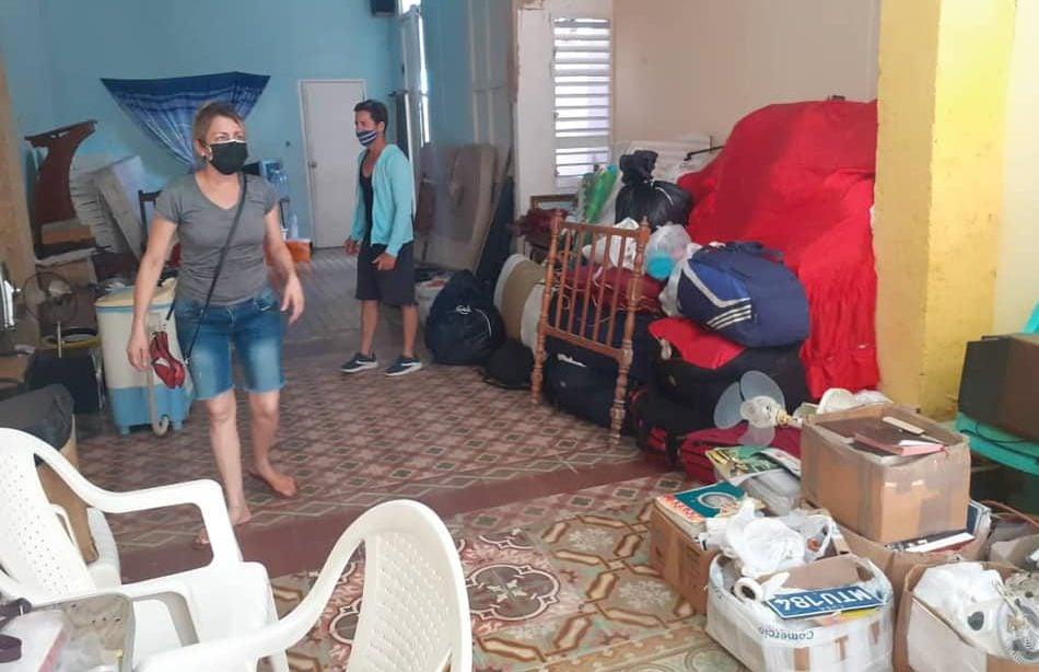 desalojo de un pastor en Matanzas