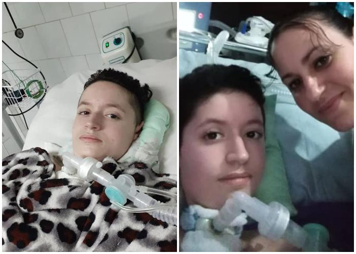 Adolescente cubano enfermo necesita medicina y un monitor médico en su hogar