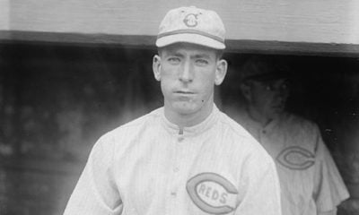 Adolfo Luque lanzador cubano de las grandes ligas de beisbol en estados unidos