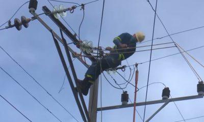 Más de 3.000 personas continúan sin electricidad en Pinar del Río tras el paso de Ida