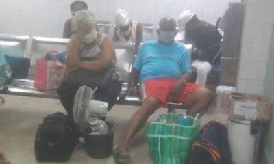 Anciano en Santiago de Cuba fallece luego de esperar 20 horas por una cama de hospital