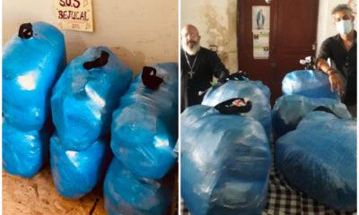 Bejucal recibe medicinas recolectadas en el extranjero para enfermos con COVID-19