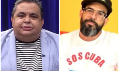 """Carlucho envía mensaje a Otaola """"¡Grábalo, voy a ayudar a Paparazzi Cubano!"""""""