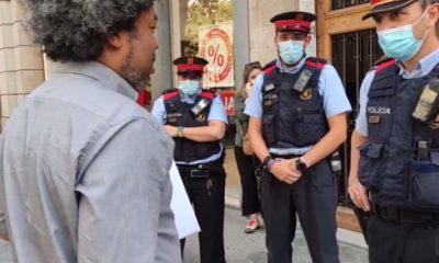 Consulado cubano en Barcelona se niega a recibir una carta de la AIECC