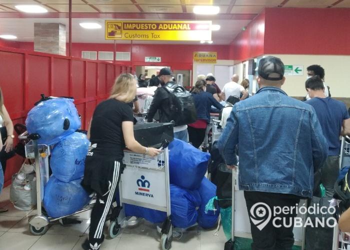 Cubanos importan 112 toneladas de medicinas, aseo y alimentos en solo 2 semanas