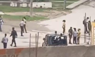 Denuncian despliegue militar cerca de la sede principal de la Unpacu