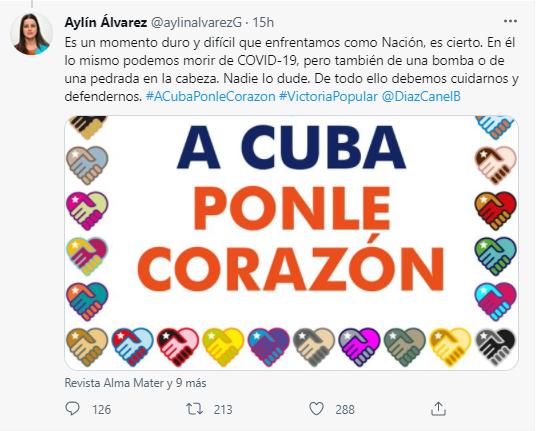 """El Dr. Durán califica de """"muy positiva"""" la caravana comunista a pesar de los casi 1.500 contagios en La Habana"""