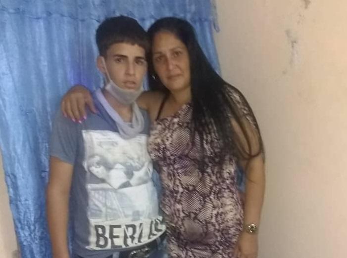 El menor Christopher Lleonart cumple 22 días detenido y sin poder ver a su madre