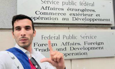 Exilio cubano hablará ante Cancillería de Bélgica para exigir apoyo al pueblo de la Isla