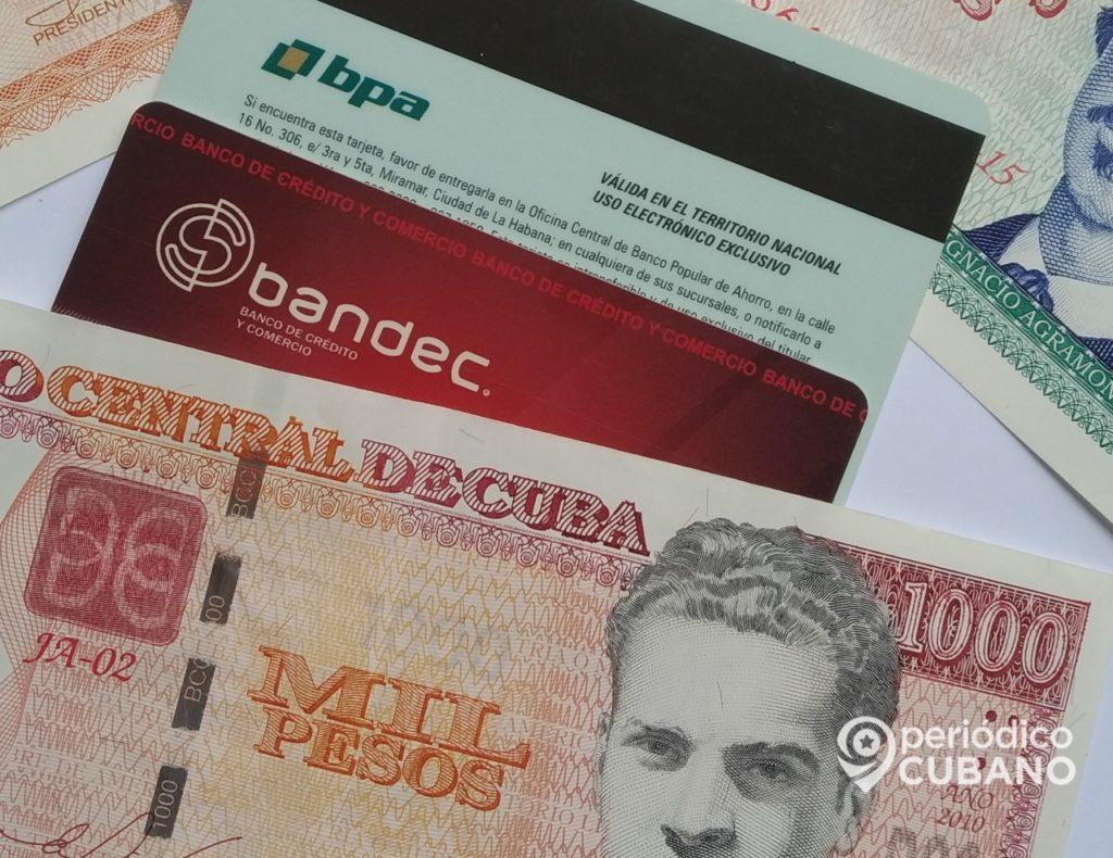 Información oficial de CADECA sobre la extracción de efectivo mediante tarjetas magnéticas