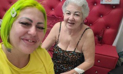 La Diosa pide a sus fans orar por la salud de su madre