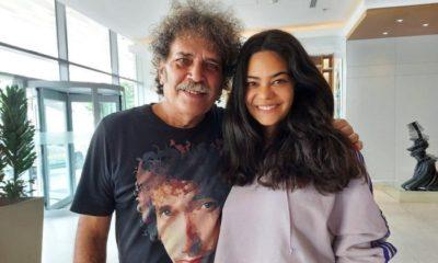 Luis Alberto García y Alina Robert se reencuentran en Colombia