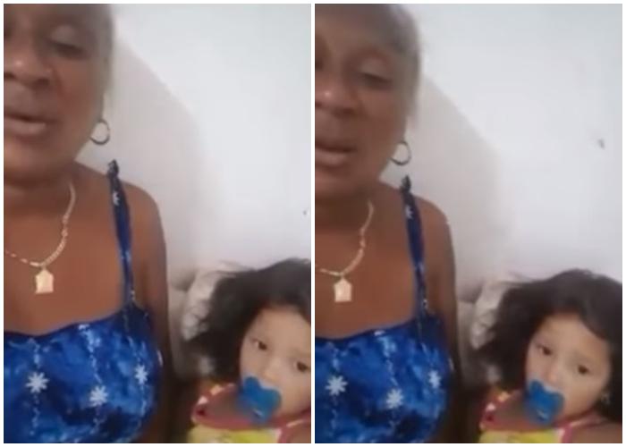 Niña de 3 años no puede dormir ante la ausencia de su madre detenida por el 11J