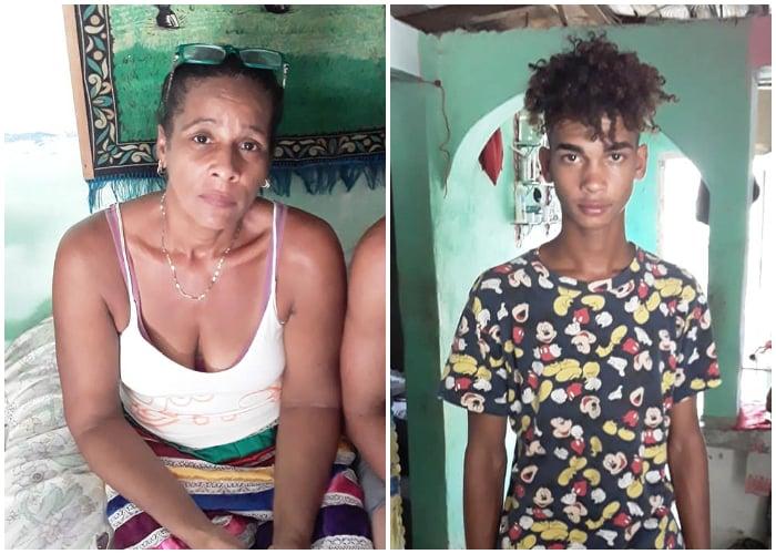 """""""Trataron de matarnos"""": madre denuncia violencia contra su familia tras las protestas del 11J"""
