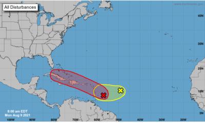 Noticias de Cuba más leídas hoy: Posibles ciclones tropicales amenazan con afectar a Cuba