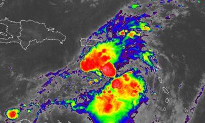 Tormenta Tropical Grace inclina su trayectoria hacia Cuba