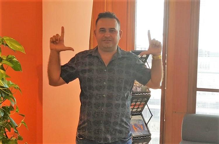 Vladimir Turro, periodista independiente cubano. (Vladimir Turro Páez-Facebook).