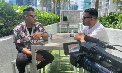 Yunel Escobar entrevistado por Carlos Armando Cabrera