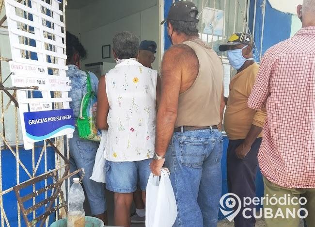 Cuba atraviesa uno de los peores momentos de la pandemia.