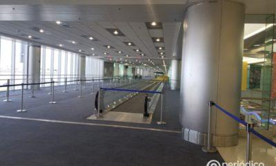 Accidente en Aeropuerto de Miami deja 3 heridos
