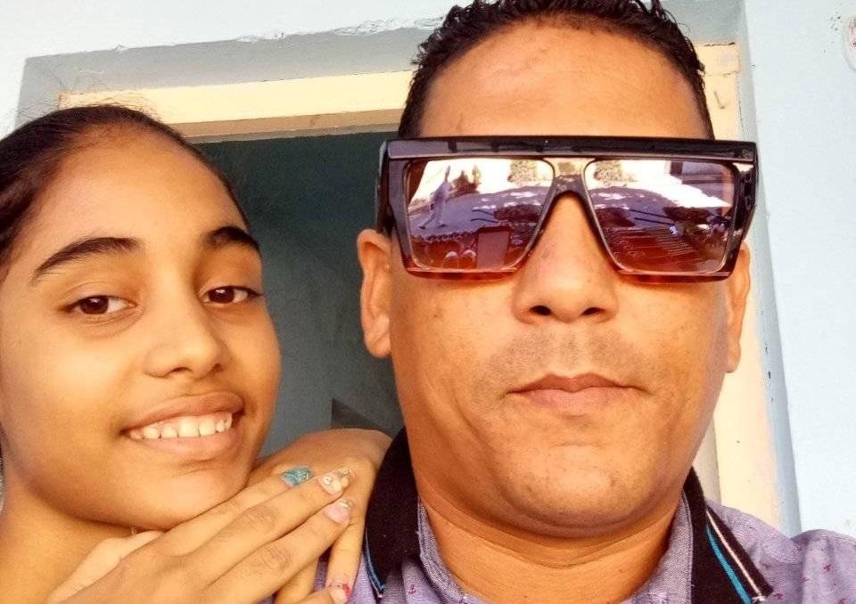 Joven denuncia que su padre fue arrestado bajo cargos falsos durante las protestas del 11J