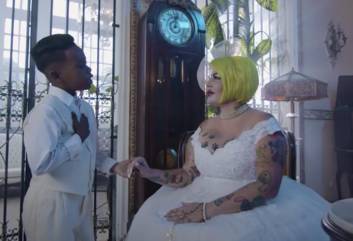 Amor Eterno Videoclip de La Diosa