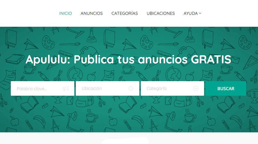 Apululu anuncios clasificados en Cuba