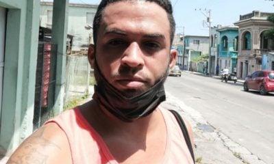 """""""Me están persiguiendo"""": arrestan al periodista independiente Héctor Valdés Cocho"""