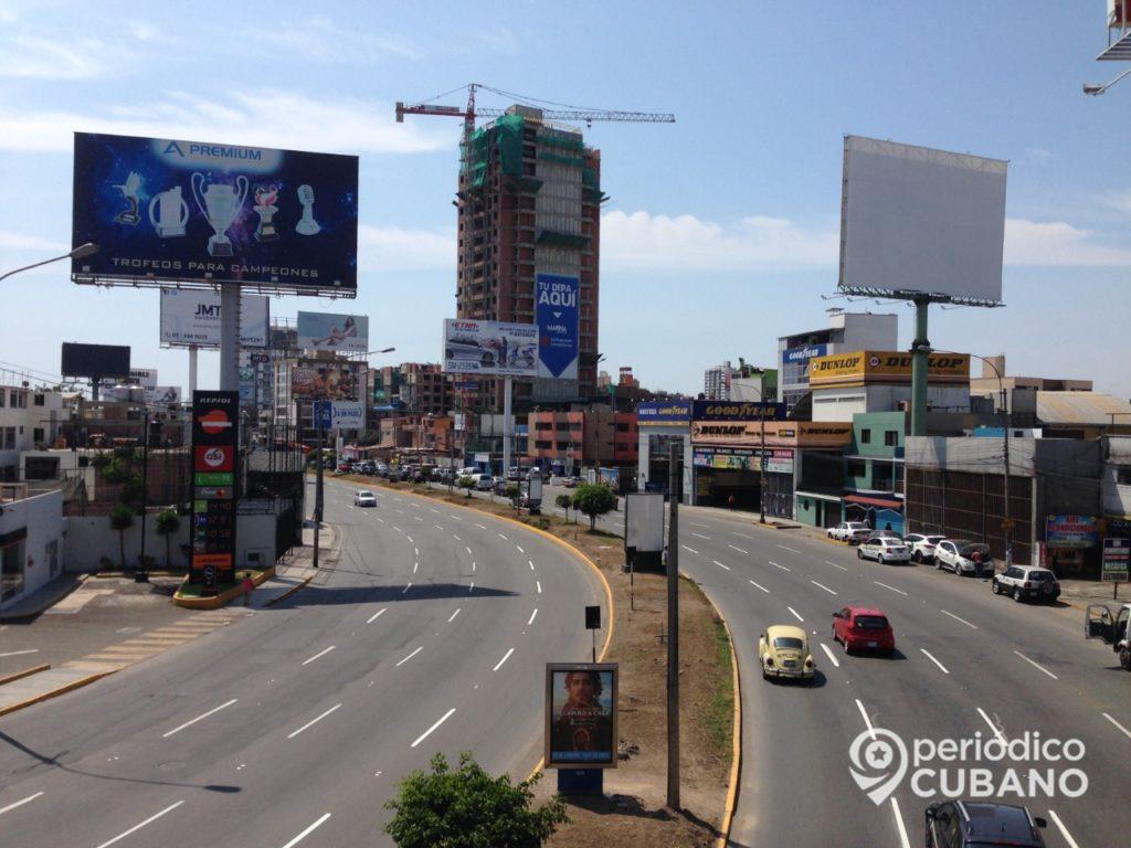 Cuba recibe donación de 90 mil jeringas desde Perú