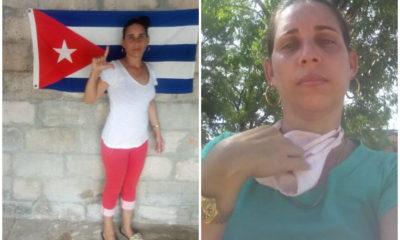 Cubalex pide visibilizar el caso de una madre y activista detenida por el 11J