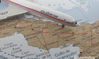 Cubana de Aviación reduce sus vuelos a España