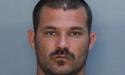 Cubano arrestado en Hialeah por estrangular al perro de su vecino