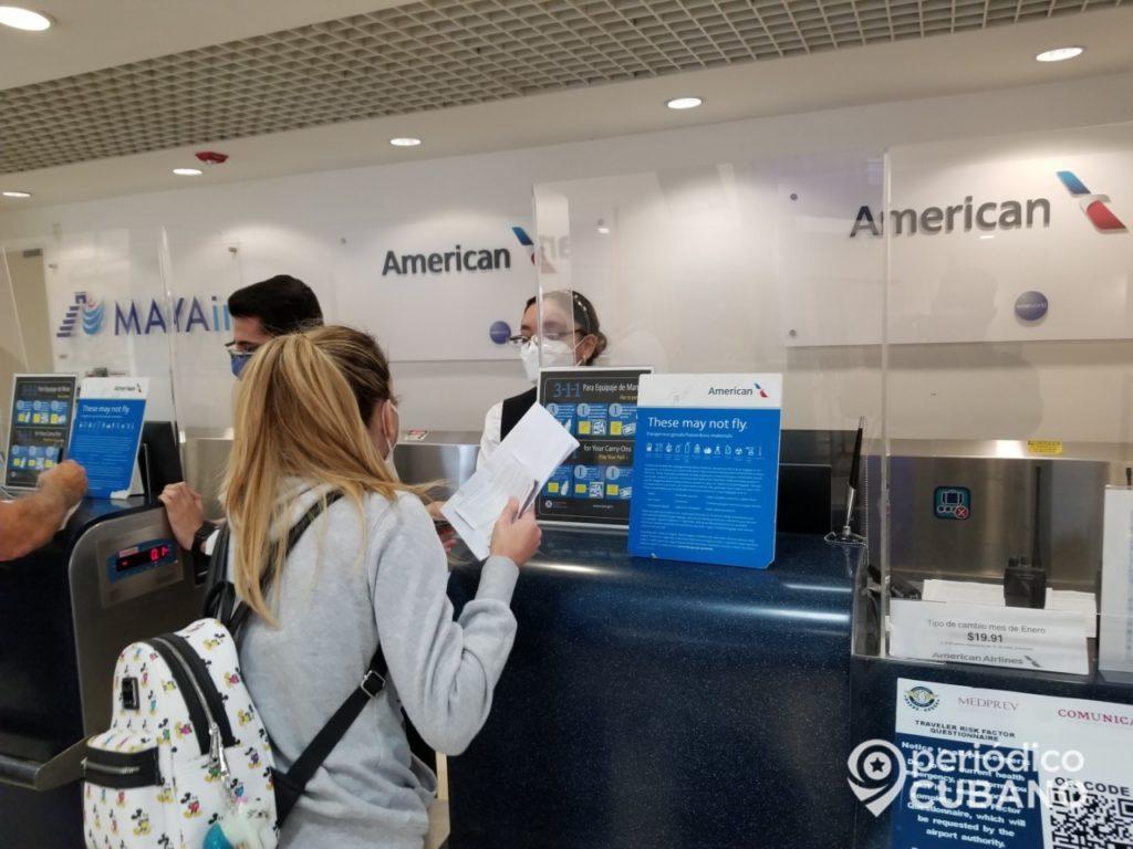 EEUU eliminará requisito de examen PCR negativo para viajeros vacunados